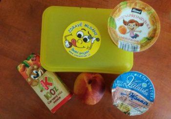 Projekt Ovoce a zelenina do škol + Mléko do škol