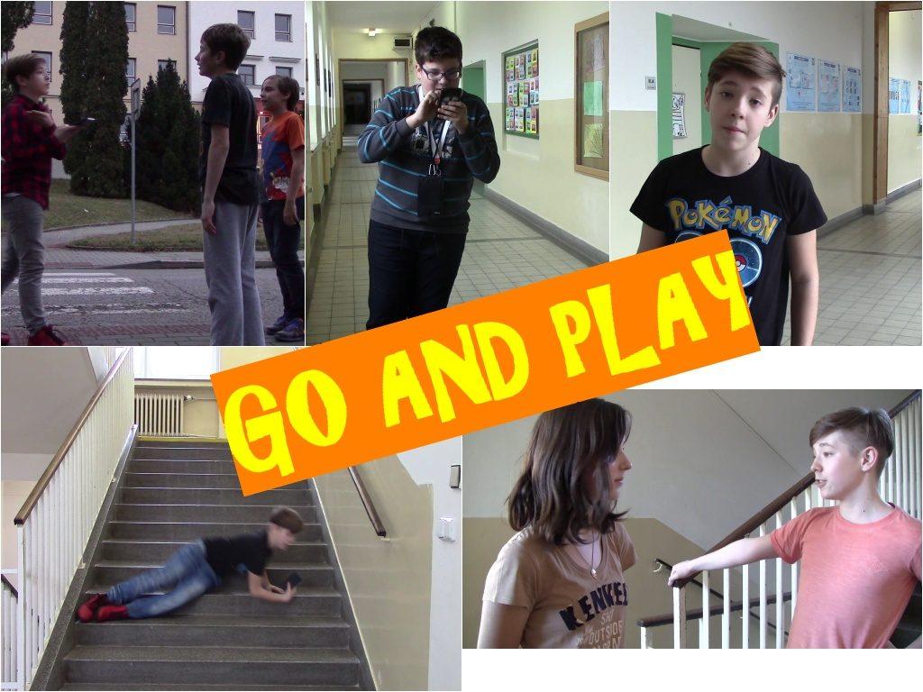Fotografie z filmu GO AND PLAY